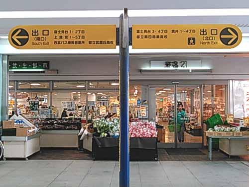 駅アクセス1